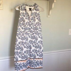 Size 4 Ann Taylor floral sheath dress